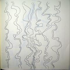 SKL_RGB_Linie_4 (stephankleinen) Tags: linie line abstract muster grafik sketching illustration art
