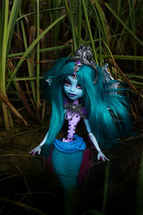 mermaid (olgabrezhneva) Tags: mermaid three eyed ghoul threeeyedghoul 3eyedghoul 3eyed people portrait indoor monster high monsterhigh monsters highs doll dolls dollz toyz toys girl girls girlz wig wigged create a mattel mattels gothic white background cartoon illustration toy dollpicture colletion dollcollection createamonster cam witch      outfit dolsoutfit hobby monsterhighdolls  reroot