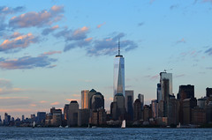 NYC_NYHRC_cruise_46 (chiang_benjamin) Tags: nyc cruise river boat yacht sunset newyorkcity ny newyork downtown manhattan skyline skyscrapers