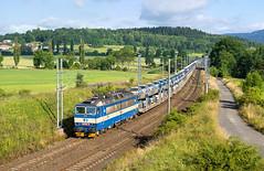 DC 363.044-9 (Tom Markovi) Tags: train zug locomotive vlak eleznice bahn eisenbahn railway railroad eso pentax kr hjek tschechische esk republika czech cargo