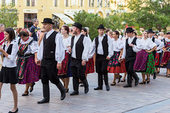 International folk dance festival, Pcs of Hungary (digoarpi1) Tags: art artist audience pecs black clothe color colorful costume country cultural culture dance decoration editorial entertaiment summer festival folk friendship fun happiness holiday hungarian hungary international musical nation people perform performance person place red region show traditional travel village white august girl