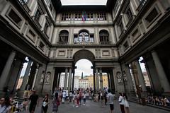 Galleria Uffizi (Smau87) Tags: firenze uffizi galleria storia
