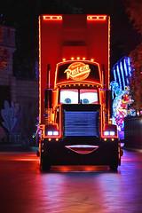 Paint the Night parade in Disneyland (GMLSKIS) Tags: disney california amusementpark anaheim paintthenight parade disneyland mack
