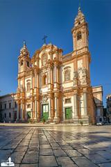 Chiesa-di-S-Domenico-e-Chiostro-Palermo (TrentNixon) Tags: italy roma rome eurpoe verona scilla scilly florence ponte vecchio travel sunset meta sorrento
