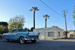 20th Annual La Verne Cool Cruise (USautos98) Tags: 1955 ford fairlane victoria
