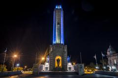 Monumento a la bandera [C] (Ruby MV) Tags: longexposure nigth nite rosario argentina flag