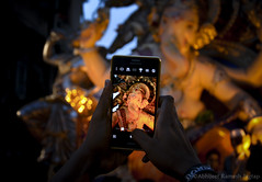 The Elephant God (ABHIJEET RAMESH JAGTAP) Tags: elephant god theelephantgod lordganesh ganapati ganeshutsav maharashtra mumbai lalbag lalbaug chinchpokli india incredibleindia nikon nikond5200 d5200 nikkor nikkor18105 18105mm photography chintamani