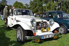 Suncar (Monde-Auto Passion Photos) Tags: auto automobile suncar cabriolet blanc france 48h montargis villemandeur domaine lisledon