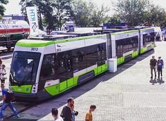 "Solaris ""Tramino"" - 3013 | InnoTrans 2016 | Berlin, Messe (gellrike) Tags: solaris tramino pozna 3013 innotrans 2016 innotrans2016 berlin messe germany"