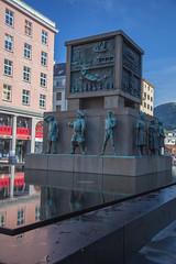Bergen -15082012-2463 (J R Dawson) Tags: norway azura boat cruise fjord ice oilrig sea ship snow waterfall