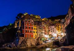 Riomaggiore (Alex.Sebastian.H) Tags: riomaggiore cinqueterre italy night nightshot nikkor2470 nikond610 bynight alexsebastianh