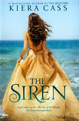 The Siren (Vernon Barford School Library) Tags: 9780062391995 kieracass kiera cass siren sirens ocean oceans water magic music voice forcedlabour forcedlabor labour labor slavery slave love lovestory lovestories romance romantic romancestory romancestories romanticfiction romancefiction fantasy fantasyfiction youngadult youngadultfiction ya vernon barford library libraries new recent book books read reading reads junior high middle school vernonbarford fiction fictional novel novels hardcover hard cover hardcovers covers bookcover bookcovers