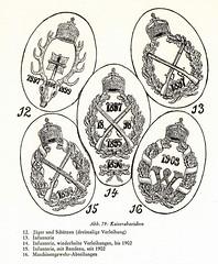 Kaiserabzeichen ( drakegoodman ) Tags: jger schtzen shootingaward kaiserabzeichen kaiserpreis