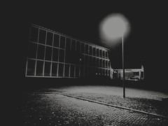 Around Midnight (Yves Roy) Tags: street city shadow urban blackandwhite bw black contrast dark austria blackwhite interesting raw moody darkness noiretblanc 28mm snap gloom yr enigmatic fav10 ricohgrd grdiii bureboke yvesroy yrphotography