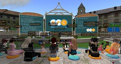 An Interesting and Informative Presentation by Fleep by TechSoup (CallieDel Boa - AFK for a bit...) Tags: sl information presentations inovation virtualworlds techsoup