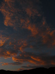 Skies and Clouds (StratoArt) Tags: light sunset sky storm clouds sunrise rainbow skies cloudy atmosphere