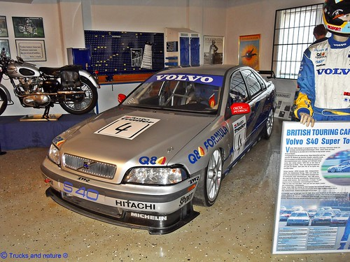 Volvo S40 Super Touring BTCC 1998 - a photo on Flickriver