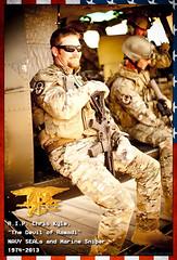 """R.I.P. Chris Kyle, """"The Devil of Ramadi"""" NAVY SEAL (1974-2013) (Templar1307) Tags: texas rip sniper seals veteran usnavy punisher specops navyseal falseflag chriskyle sealteam3 deviloframadi"""