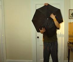 The Third Hand (Orionid Von Eisenheim) Tags: umbrella hand surreal third weeks 52 52weeks