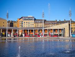 (Paul Nichols) Tags: park city west water fountain canon is bradford yorkshire eod ef feature 24105l 5d2 5dmk2
