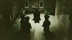 A Gotham Knight (Legoagogo) Tags: lego police batman chichester moc afol legoagogo