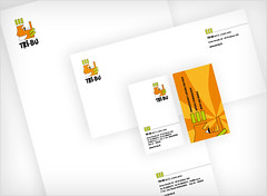 CORPORATE IDENTITY TRI-BU (Studio Grafico e Web Agency Extr) Tags: studio corporate identity grafico progettazione trib extr