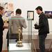Tras la rueda de prensa de presentación de '20 años de Oscar en canal Plus', los asistentes pudieron recorrer las distintas salas de exposiciones que albergaban los objetos que conforman esta gran muestra. Para más información: www.casamerica.es/exposiciones/20-anos-de-oscar-en-canal