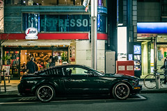 20130212_01_Ford Mustang Bullitt (foxfoto_archives) Tags: ford japan canon eos tokyo is mark shibuya ii  5d  usm mustang  bullitt f4l ef24105mm