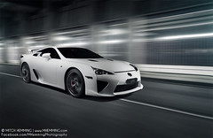 Lexus LFA 'III' (Mitch Hemming) Tags: mitch supercar lfa lexus hemming mhemming