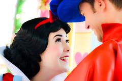 Snow White and her Prince (EverythingDisney) Tags: day princess disneyland disney week snowwhite truelove dlr theprince valenties snowprince
