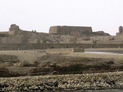 Bahrain fort