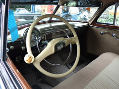 1949 chevrolet fleetline (bballchico) Tags: chevrolet interior 1949 fleetline joeysegura grandnationalroadstershow2013