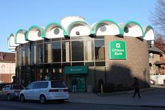 Modern Citizens Bank (joseph a) Tags: modern pittsburgh pennsylvania modernism bank squirrelhill modernbank