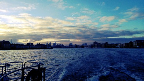 #London Horizon from the Thames