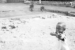 Conakry (GUINEA, Africa) - Maison d'Artiste (silviacosta) Tags: africa guinea famiglia conakry