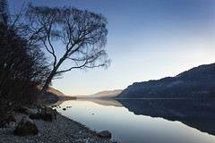 Ullswater Dawn (shaun-walby photography) Tags: uk winter colour english landscape photography britain district lakes cumbria shaun ullswater walby