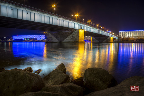 Nibelungen Bridge HDR