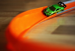 Zoom Zoom (friesen4) Tags: car track hotwheels matchboxcar hotwheelstrack