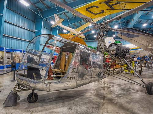 grey gull-Canada's only certified helicopter