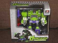 TFC Toys Hercules HEAVY LABOR aka Classics Long Haul (OpTILLmus) Tags: aka toys long labor rage classics kit heavy hercules haul tfc addon