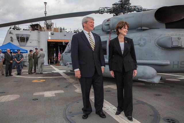 Aloha, USS Freedom