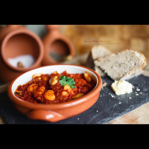 Chorizo & Butter Bean Stew