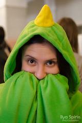 ChibiFest 2013 (ЧибиФест 2013) (Ilya Spirin) Tags: woman anime festival digital 50mm march nikon cosplay russia flash event ekaterinburg nya bounced yekaterinburg россия екатеринбург oncamera 2013 аниме косплей yongnuo d5100 nikon35mmf18 nikond5100 yn565ex чибифест