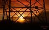 Tralicci alta tensione (Gianni Armano) Tags: sunset march photo high san tramonto foto alta pylons 19 marzo gianni alessandria voltage giuliano tralicci nuovo tensione 2013 armano