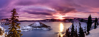 Eruption | Crater Lake, Oregon