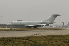 Bombardier Sentinel R.1 ZJ694 (3) (crown green 1) Tags: aircraft aviation military jet engine planes raf sentinel waddington