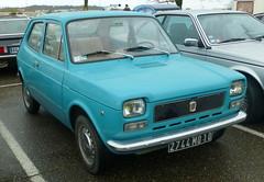 20121110 Lyon Rhône - Epoqu'auto - Fiat 127 -(1971-76)- (anhndee) Tags: france lyon rhône classiccars rhonealpes voituresanciennes epoqauto