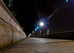 Albert Embankment, Westminster (frederic jon) Tags: nightphotography london westminster riverthames embankment westminsterbridge