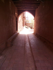 Abyaneh village, Iran (2) (Sasha India) Tags: iran abyaneh abyanehvillage travel village                           aldeia excurso dorf           abjane