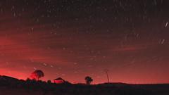 Polaris and the Big Dipper (Lux Obscura) Tags: polaris circumpolar stars bulb thebigdipper startrail